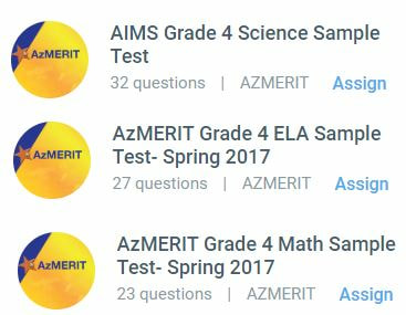 photo relating to Azmerit Printable Practice Test known as 4th Quality Pattern Try out Help - Mrs. Eatons Page